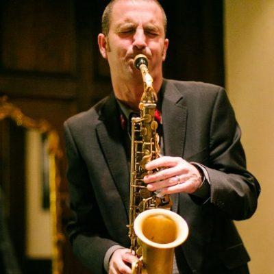 Dan Thomas presented by American Jazz Museum at The Blue Room, Kansas City MO