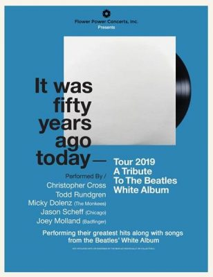 It Was Fifty Years Ago Today - Tour 2019 A Tribute...