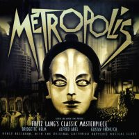 "Outdoor Silent Movie Night: ""Metropolis"""
