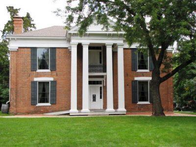 John Wornall House Museum located in Kansas City MO