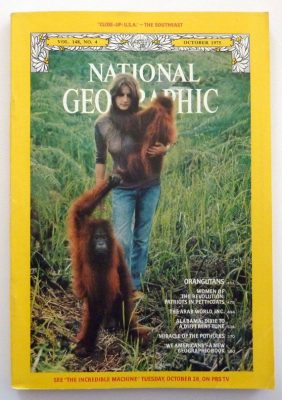Orangutans and Conservation with Dr. Biruté Mary Galdikas – Live at 1900 presented by 1900 Building at 1900 Building, Mission Woods KS
