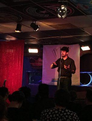 Kansas City Poetry Slam: New Sh#t Slam