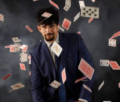 A Man and His Dillusions: A Modern Magic Show presented by The Culture House at ,