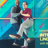 Intro to Lindy Hop! w/ Mark & Oscar presented by 627 Stomp at ,
