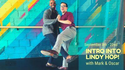 Intro to Lindy Hop! w/ Mark & Oscar