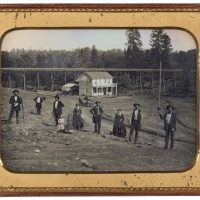 Golden Prospects: California Gold Rush Daguerreotypes