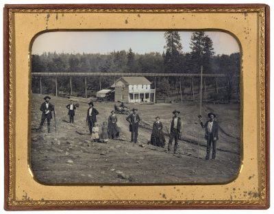 Golden Prospects: California Gold Rush Daguerreotypes presented by The Nelson-Atkins Museum of Art at The Nelson-Atkins Museum of Art, Kansas City MO