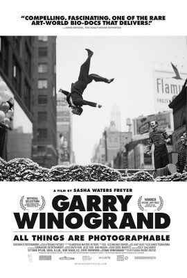 Film | Garry Winogrand: All Things are Photographa...
