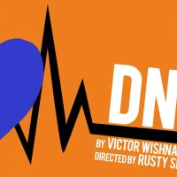 DNR presented by The Living Room Theatre at ,