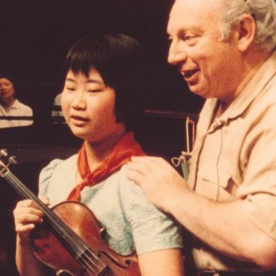 At the Movies: From Mao to Mozart — Isaac Stern in China presented by Kansas City Symphony at Kauffman Center for the Performing Arts, Kansas City MO