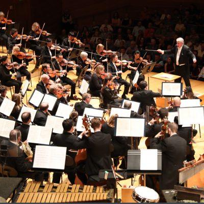 "Beethoven's ""Pastoral"" presented by Kansas City Symphony at Kauffman Center for the Performing Arts, Kansas City MO"