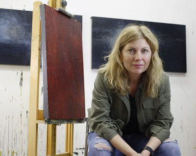 Artist Talk with Cynthia Bjorn presented by Weinberger Fine Art at ,