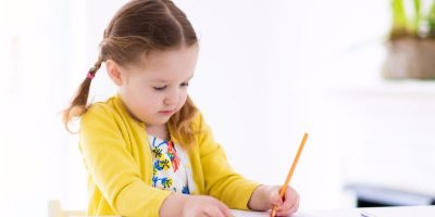 Kids Writing the Life Stories of their Parents