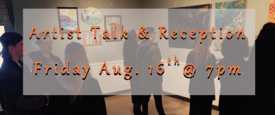 Genesis 1-1 Artist Talk & Reception