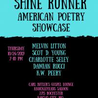 Shine Runner American Poetry Showcase