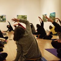 Guided Meditation Series (October) presented by Kemper Museum of Contemporary Art at Kemper Museum of Contemporary Art, Kansas City MO