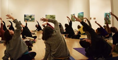 Guided Meditation Series (November) presented by Kemper Museum of Contemporary Art at Kemper Museum of Contemporary Art, Kansas City MO
