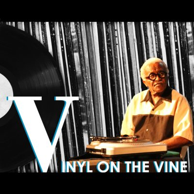 Vinyl on the Vine with KKFI's Groovy Grant presented by American Jazz Museum at The Blue Room, Kansas City MO