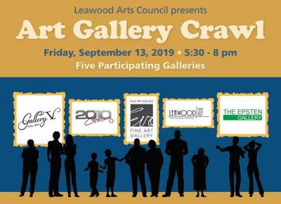 Leawood Arts Council presents: Art Gallery Crawl presented by Leawood Arts Council presents: Art Gallery Crawl at ,