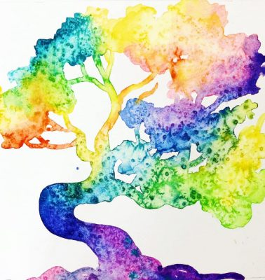 Watercolor Tree Workshop