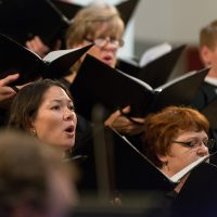 Musica Sacra Chorus and Orchestra Presents Works by Mozart and Salieri presented by Rockhurst University at ,