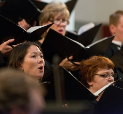 Musica Sacra Chorus and Orchestra Presents Works b...