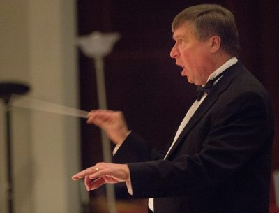 """Musica Sacra Chorus and Orchestra Presents """"A Baroque Christmas"""" presented by Rockhurst University at ,"""