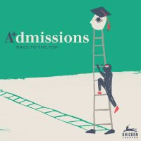 Admissions presented by Unicorn Theatre at Unicorn Theatre, Kansas City MO