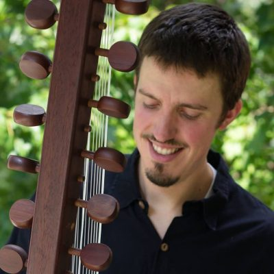 Sean Gaskell on the West African Kora