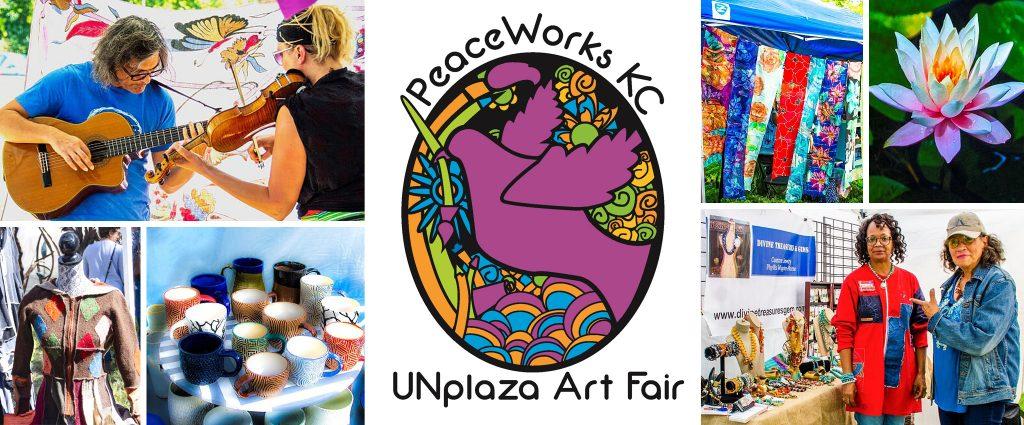 PeaceWorks_UNplaza_Art_Fair_September_ArtsKCGO
