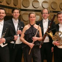 Gewandhaus Woodwind Quintet from Leipzig presented by 1900 Building at 1900 Building, Mission Woods KS