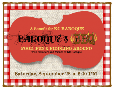 BAROQUE & BBQ with KC Baroque