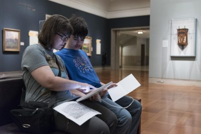 Low Sensory Morning presented by The Nelson-Atkins Museum of Art at The Nelson-Atkins Museum of Art, Kansas City MO