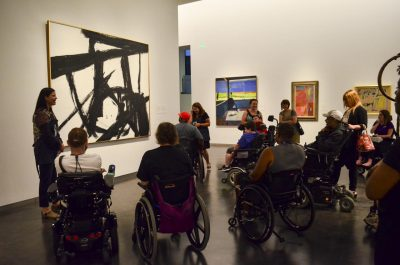 Talk | Designed WITH Disability presented by The Nelson-Atkins Museum of Art at The Nelson-Atkins Museum of Art, Kansas City MO