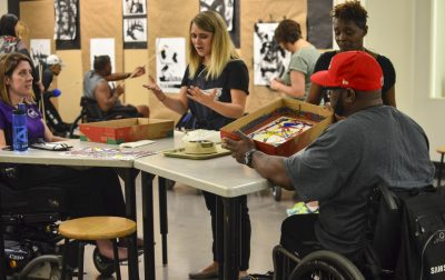 Talk | People First: Creating Positive Experiences for People with Disabilities presented by The Nelson-Atkins Museum of Art at The Nelson-Atkins Museum of Art, Kansas City MO