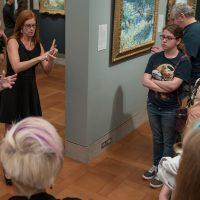 ASL Tour | Queen Nefertari presented by The Nelson-Atkins Museum of Art at The Nelson-Atkins Museum of Art, Kansas City MO