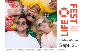 Life Fest: Peace, Love & Zero Suicides