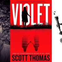 """Book Release – Scott Thomas presents """"Violet"""" presented by Afterword Tavern and Shelves at ,"""