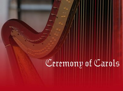 The GRAMMY® winning Kansas City Chorale: Ceremony of Carols presented by Kansas City Chorale at ,