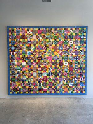 Kansas City Beaded Quilt Opening and Artist Talk
