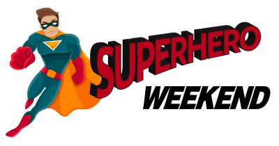 Superhero Weekend presented by Carolyn's Country Cousins at ,