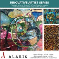 Alaris First Friday Open Door Reception presented by Noshaba Bakht at ,