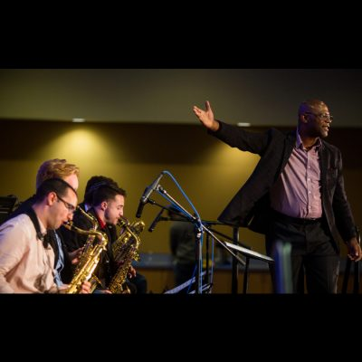 UMKC Combo & Ensemble presented by American Jazz Museum at The Blue Room, Kansas City MO