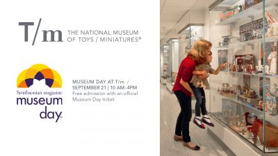 Smithsonian Magazine's Museum Day at T/m
