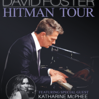 An Intimate Evening with David Foster: Hitman Tour Featuring Special Guest Katharine McPhee presented by Kauffman Center for the Performing Arts at ,