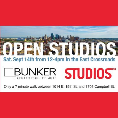 Art Crawl and Open Studios in the East Crossroads