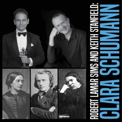 Listening Room: Celebrating Clara Schumann presented by InterUrban ArtHouse at InterUrban ArtHouse, Overland Park KS