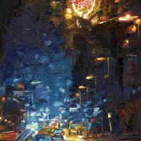 Vanessa Lacy Solo Exhibition: KC Scenes presented by Vanessa Lacy Gallery at ,