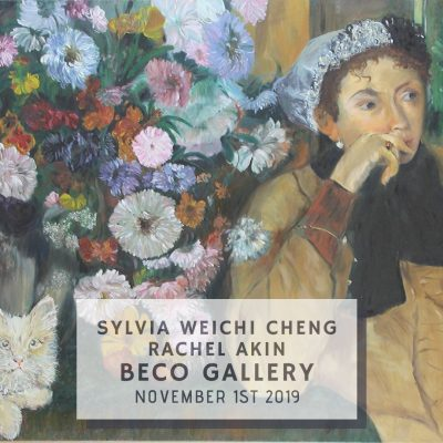 Sylvia Weichi Cheng and Rachel Akin Opening Reception and Exhibit presented by The 9th Annual Holiday Swing at ,