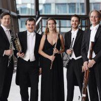 Concert: Gewandhaus Woodwind Quintet presented by Goethe Pop Up Kansas City at 1900 Building, Mission Woods KS